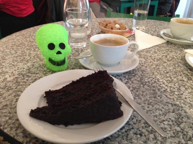 Halloween, Chapel Arts Cafe