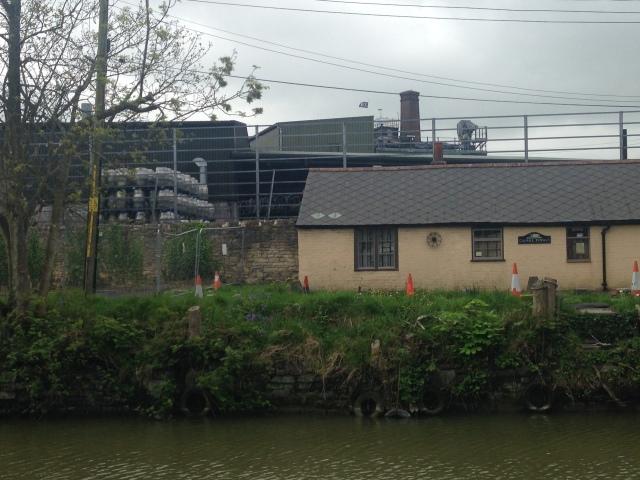 Wadworth brewery, Devizes